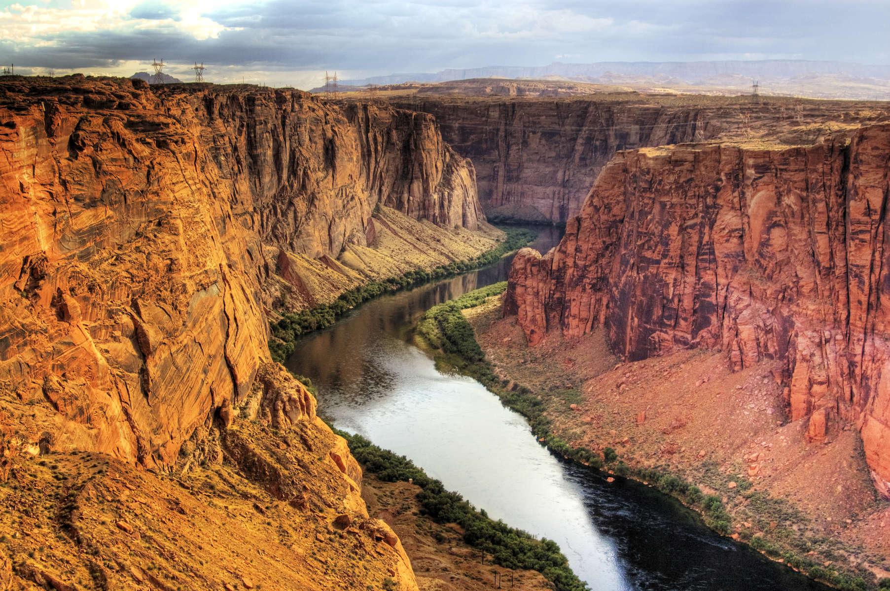 River Of Life, Colorado River, Page, Arizona  № 1781719 загрузить