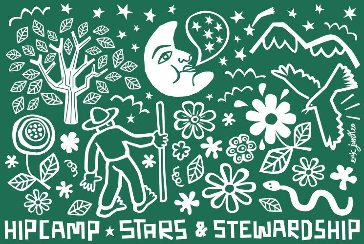 Stars and Stewardship: Show Local Hipcamps Love this Earth Day