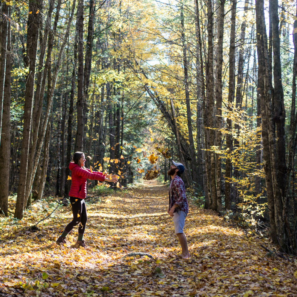 Best Places to Camp to See Fall Foliage