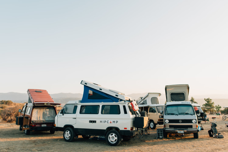 The Best Places To Rent Campervans and RVs in California