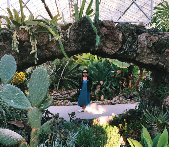 Hipcamper of the Week: Ritzelle Cayabyab