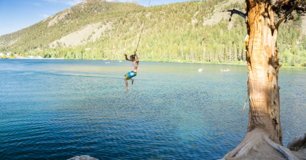 Best Swimming Holes, Rope Swings and Waterfalls in Northern