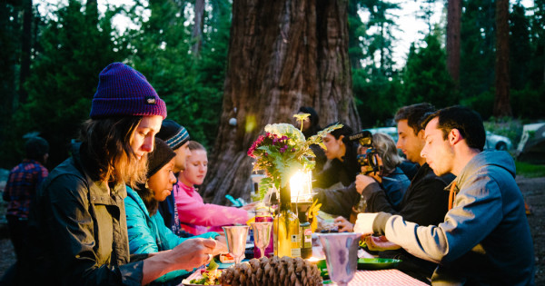 9 Recipes And Tips For Hosting Thanksgiving While Camping