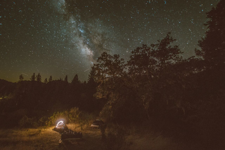10 Best Places to Camp to See the Perseid Meteor Shower 2018
