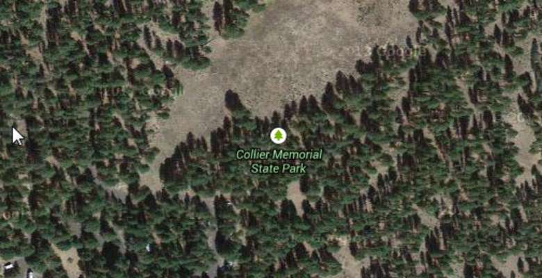 Jackson F Kimball State Recreation Site camping