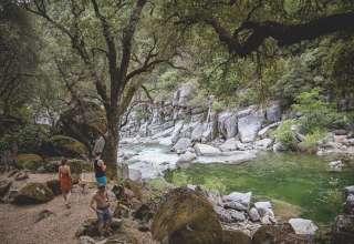 Yuba River Retreat