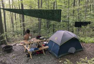 Malouf's Mt. Campground