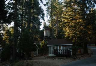 Antlers Inn Forest Cabins