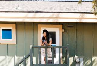 Quaint Cabin Near Forest
