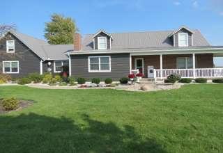 Ohio Farm Camp Site