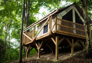Marshall Tent Cabins