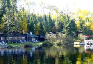 Beautiful Loon Lake Lodge