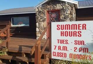 Ashton Sunrise Cafe Camp