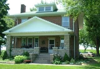 Red Brick Farmhouse Retreat