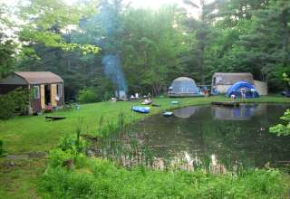 Easy Street Pond Campsites