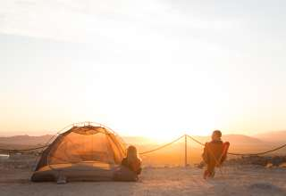 Sky Camp, Joshua Tree