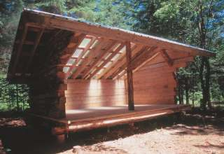 Forest Edge Lean-to
