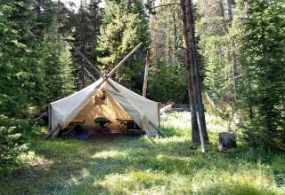Camp At Rangeland
