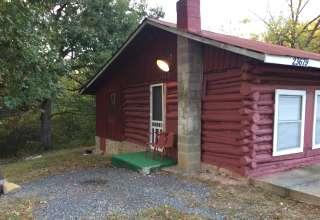 Buffalo River Outdoor Cabin
