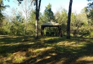 Camping on Black-fork Creek