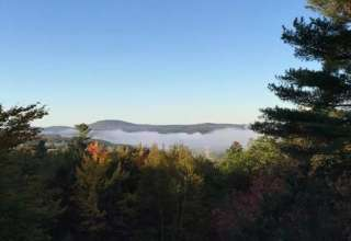 A Mountain in Maine