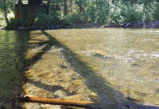 The Cedar River Retreat !