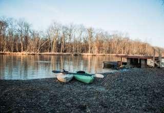 Kankakee River Cabin