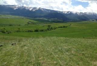 Beartooth Mountain Paradise