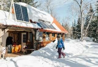 EcoXtreme Adventure Cabin