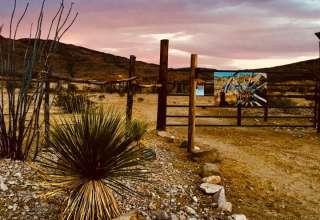 Goat Pens, Cigar Springs Ranch