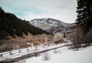 Welder's White River cabin