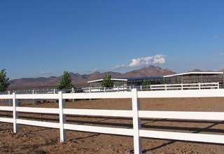 Equestrain Center, Amenities