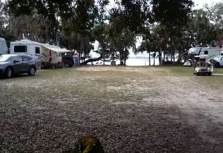 Peaceful Lakefront Camping