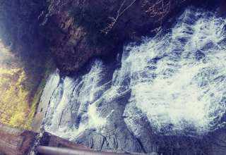 Camping at the Falls
