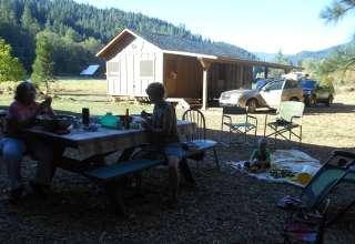 Camp Stoney Meadows, Bunkhouse