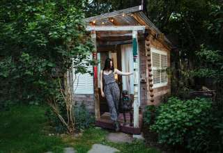 Garden & Galaxy Urban Retreat