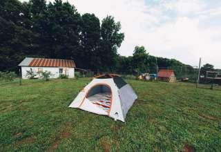 Jennie's Farm Camping