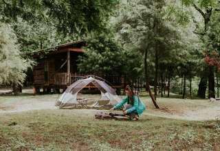 Pikes Peak Campground