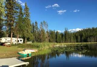 The Old Black Lake Resort