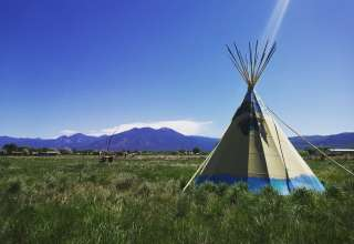 Tent space in Taos!
