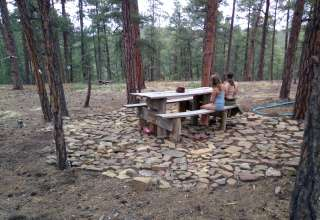 Timber Canyon Yurt