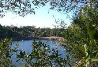 Cedar Canyon Lake