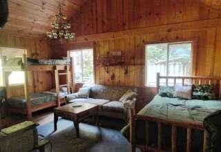 Far and Away Cabin