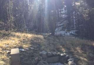 Crysttal Peak Camp