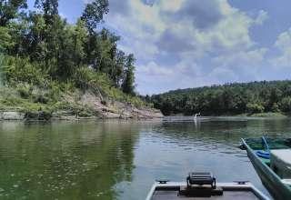 Camp River life