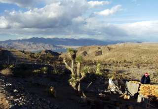 Lake Mead Overlook - Meadview