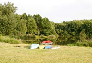 The Lake at the Flying J Farm