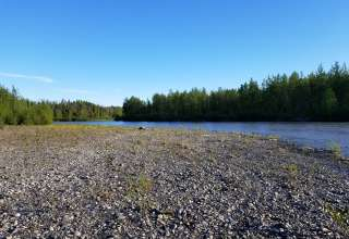 Moose Trail lodging and camping