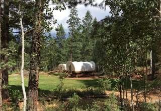Whispering Pines Pioneer Glamp