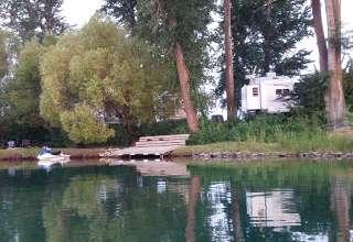 River Nature to flathead lake.